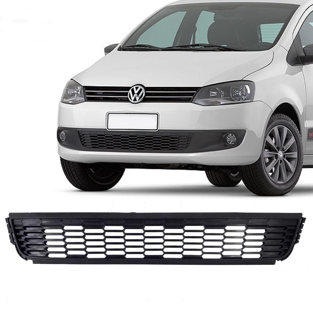 ec1873571 Grade Inferior Central do Parachoque Dianteiro Volkswagen Fox e ...