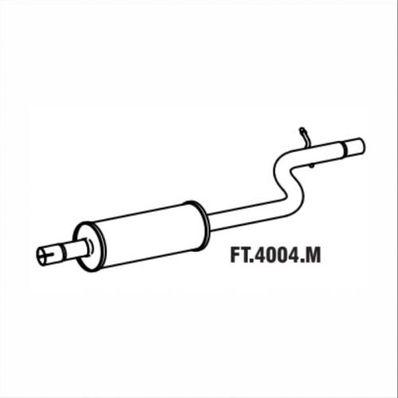 FT4004M