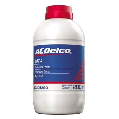93205290-oleo-fluido-freio-dot4-200ml-acdelco