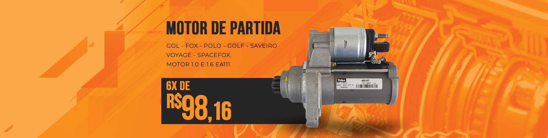motor de partida 495107